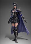 Wang Yi Knight Costume (DW9 DLC)