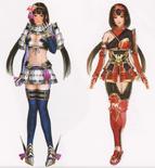 Naotora Ii Concept Art (SW4)