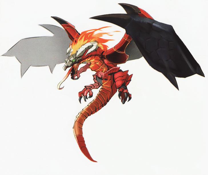 image volga dragon form concept hw png koei wiki fandom