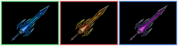 DW Strikeforce - Sword 20