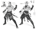 Gan Ning Concept Art (DW9)