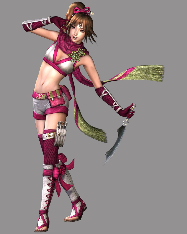 warriors orochi 3 kunoichi