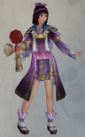 Oichi Alternate Outfit (SW2)