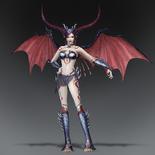 Da Ji Bonus Costume (WO4 DLC)