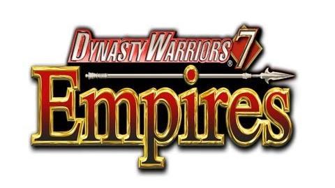 Dynasty Warriors 7 Empires E3 2012 Announcement Trailer HD