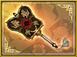 1st Rare Weapon - Shingen Takeda (SWC)