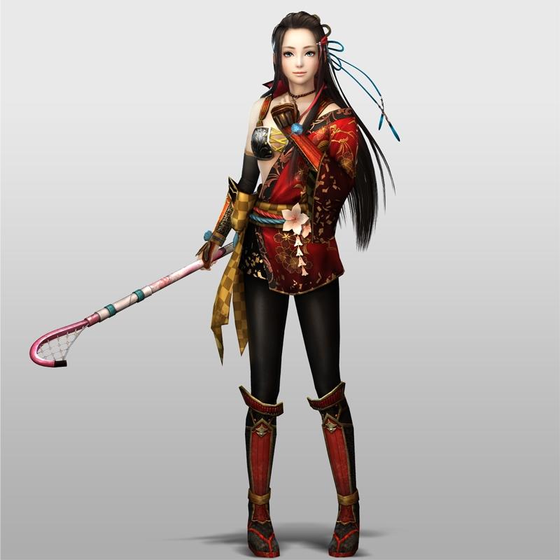 Warriors Legends Of Troy Part 1: Samurai Warriors 4-II/DLC