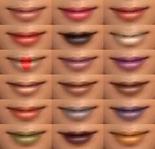 Lip Colors (DW7E)