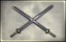 Twin Swords - 1st Weapon (DW8)