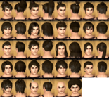 Male Hairstyles (TKD)