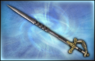 Stretch Rapier - 3rd Weapon (DW8)