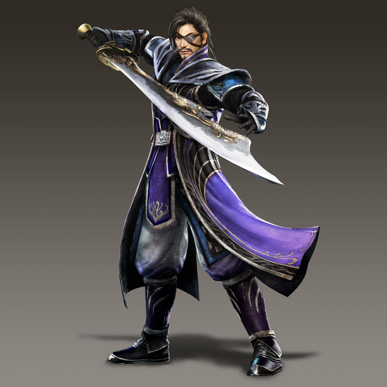 Warriors Orochi 4 Athena: Image - XiahouDunDW7.jpg