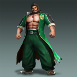 ZhangFei-dw7-dlc-School of Shu