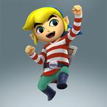 Toon Link Alternate Costume 2 (HWL DLC)