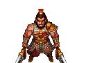 Dian Wei Battle Sprite 2 (ROTKLCC)
