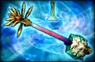 Mystic Weapon - Motochika Chosokabe (WO3U)
