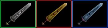 DW Strikeforce - Large Blade 5