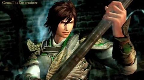 Dynasty Warriors 8 - Jiang Wei Musou Attack!!
