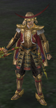 Masamune Date Alternate Outfit (WO)