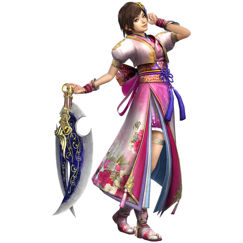 Warriors Orochi 3 Ultimate All Dlc Costumes: Image - Nene Special Costume (SW4 DLC).jpg