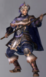 Zhang Liao Alternate Outfit (DW4)