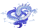 Azure Dragon Beast Battle Sprite 2 (ROTKLCC)
