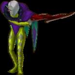 Ghirahim Alternate Costume 4 (HWL DLC)