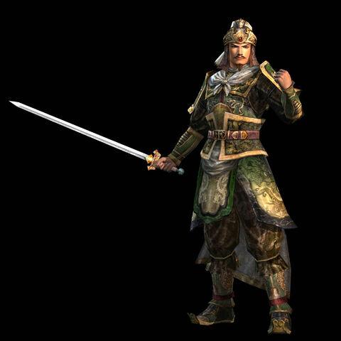 File:Liu Bei Render 2 (ROTK Online).jpg