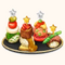 Pincho-style Temari Sushi (TMR)