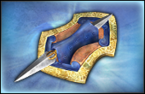 Spiked Shield - 3rd Weapon (DW8)