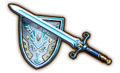 Sword & Shield - 2nd Weapon (HW)