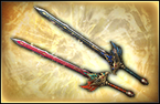 Swallow Swords - DLC Weapon 2 (DW8)