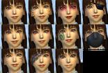 Female Facial Marks (DWO)