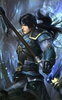 Zhao Yun 15th Anniversary Artwork (DWEKD)
