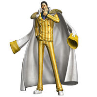 One-Piece-Pirate-Warriors-3 Kizaru