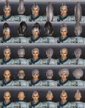 DW7E Male Hair - Pt4 - 46-60