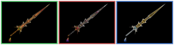 DW Strikeforce - Sword 27