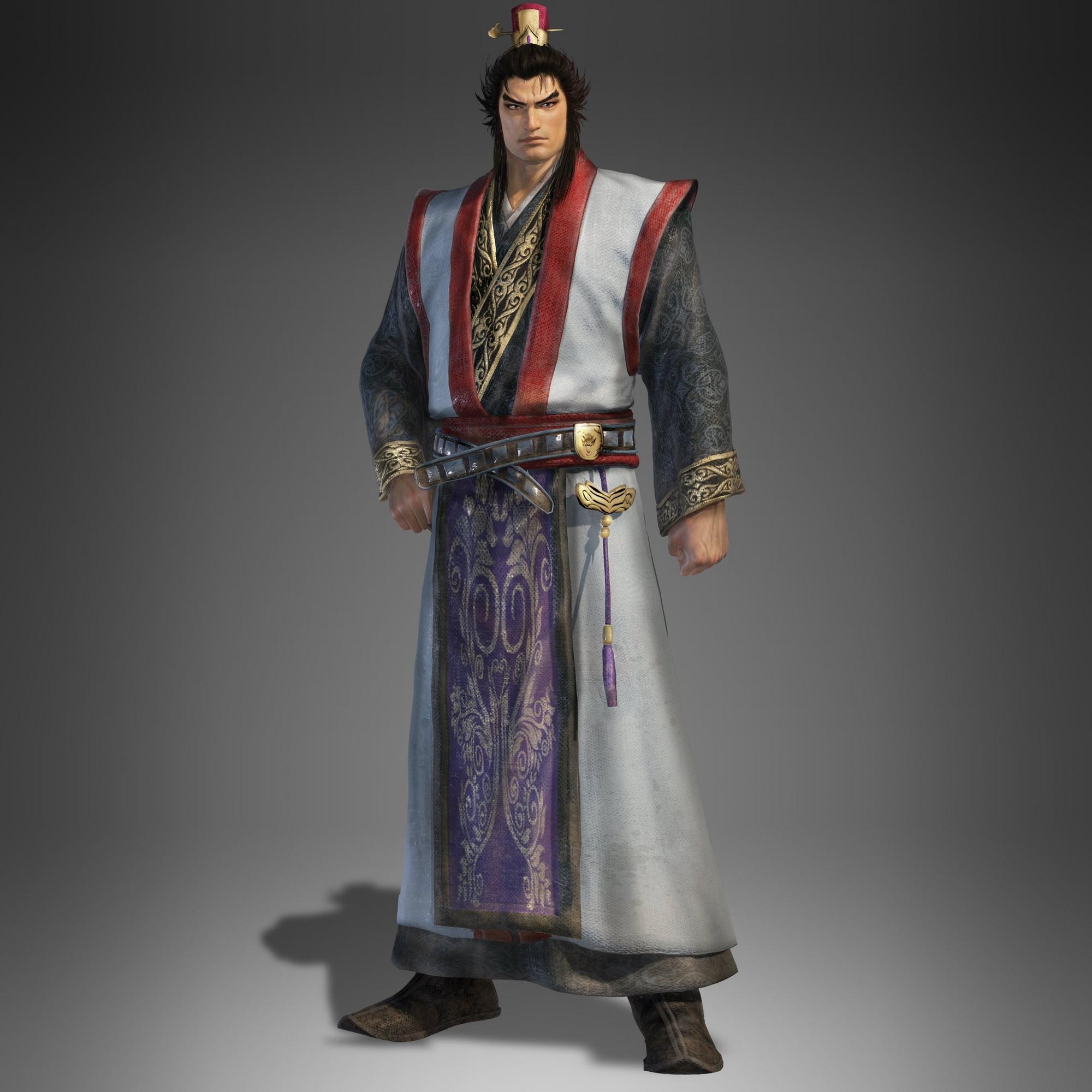Warriors Orochi 4 Odin: Image - Lu Bu Civilian Clothes (DW9).png