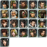 Shu Avatar Set (DW8 DLC)