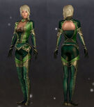 Costume Set 14 - Female (DW7E DLC)