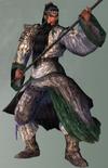 DW5 Guan Yu Alternate Outfit