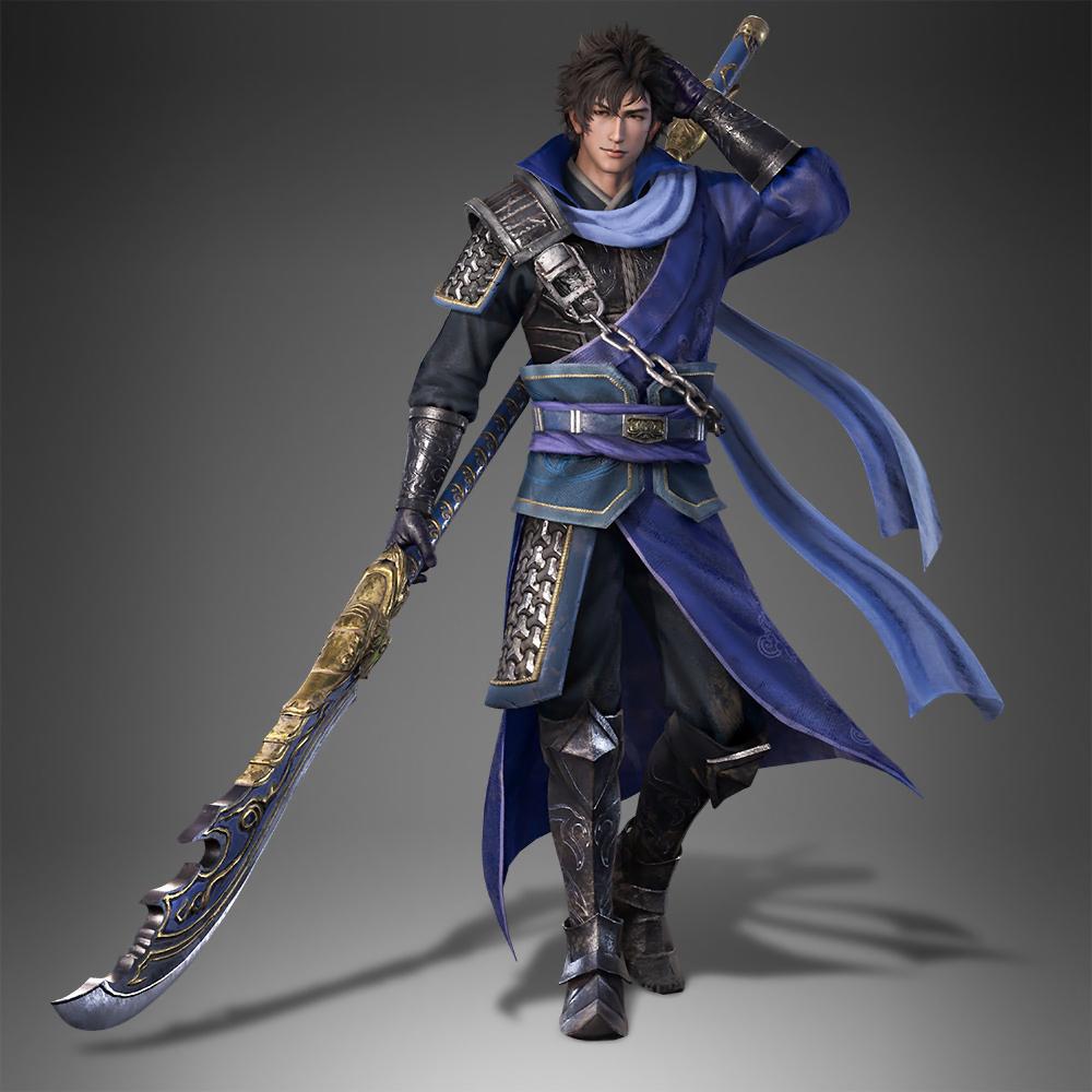 Warriors Orochi 4 Odin: Image - Li Dian (DW9).png