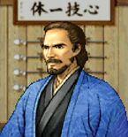 Yagyū Munetoshi in Taiko 3