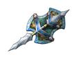 Buckler Blade 4 - Ice (DWO)