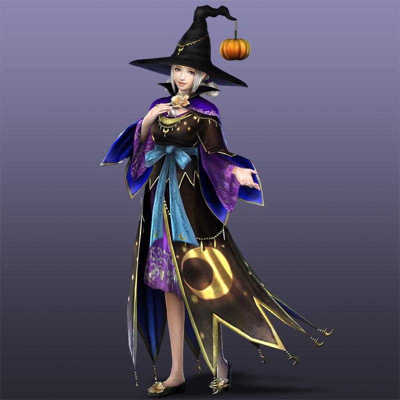 Warriors Orochi 4 Dlc: Image - CaiWenji-DW7-DLC-Wei Fairytale Costume.jpg