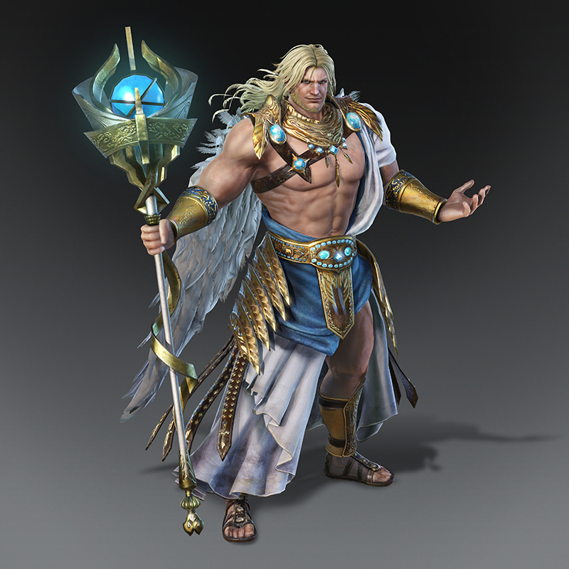 Warriors Orochi 4: Koei Has Quite Different Views On Some Gods Also Present