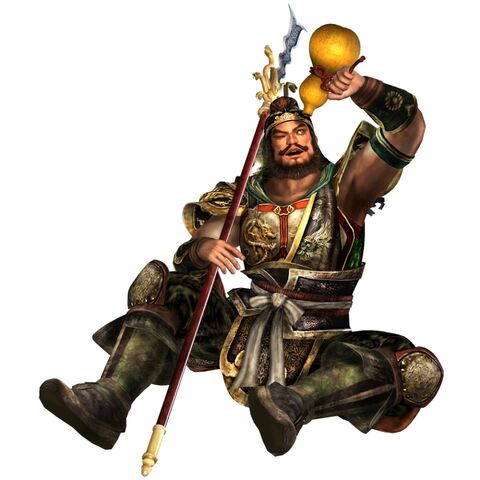 zhang fei dynasty warriors 8 - photo #6