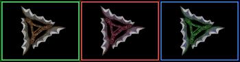 DW Strikeforce - Tri Blades