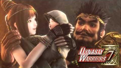 DYNASTY WARRIORS 7 BGM - Flying Cloud 長坂の戦い・蜀