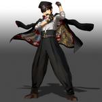 Eren Modern Costume (AOT2 DLC)